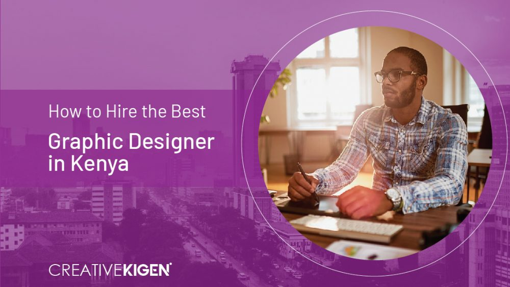 Best Graphic Designer in Kenya -Creative Kigen