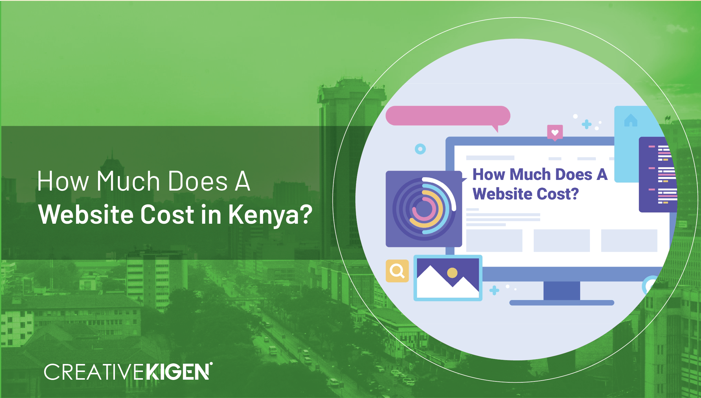 How Much Does A Website Cost in Kenya? (2021 Estimates)