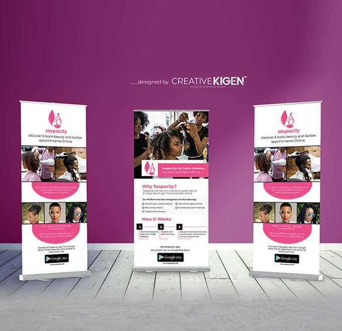Banner Design Services in Kenya