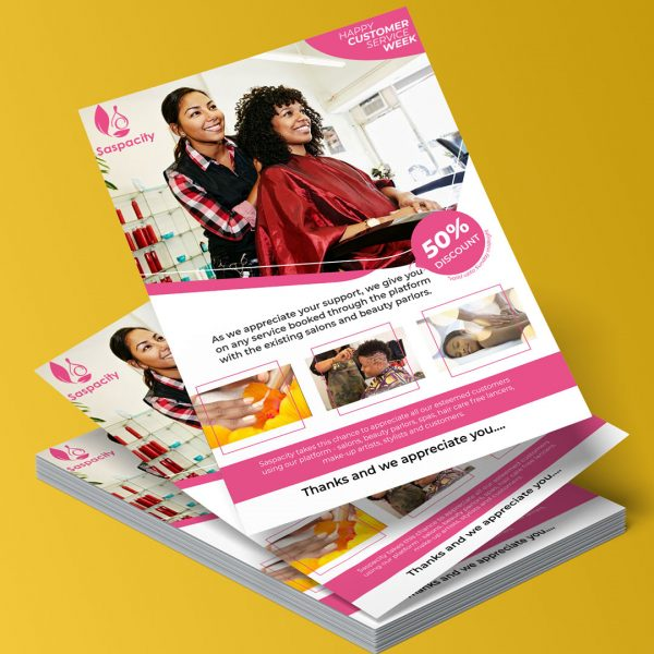 Flyer Design Services in Kenya
