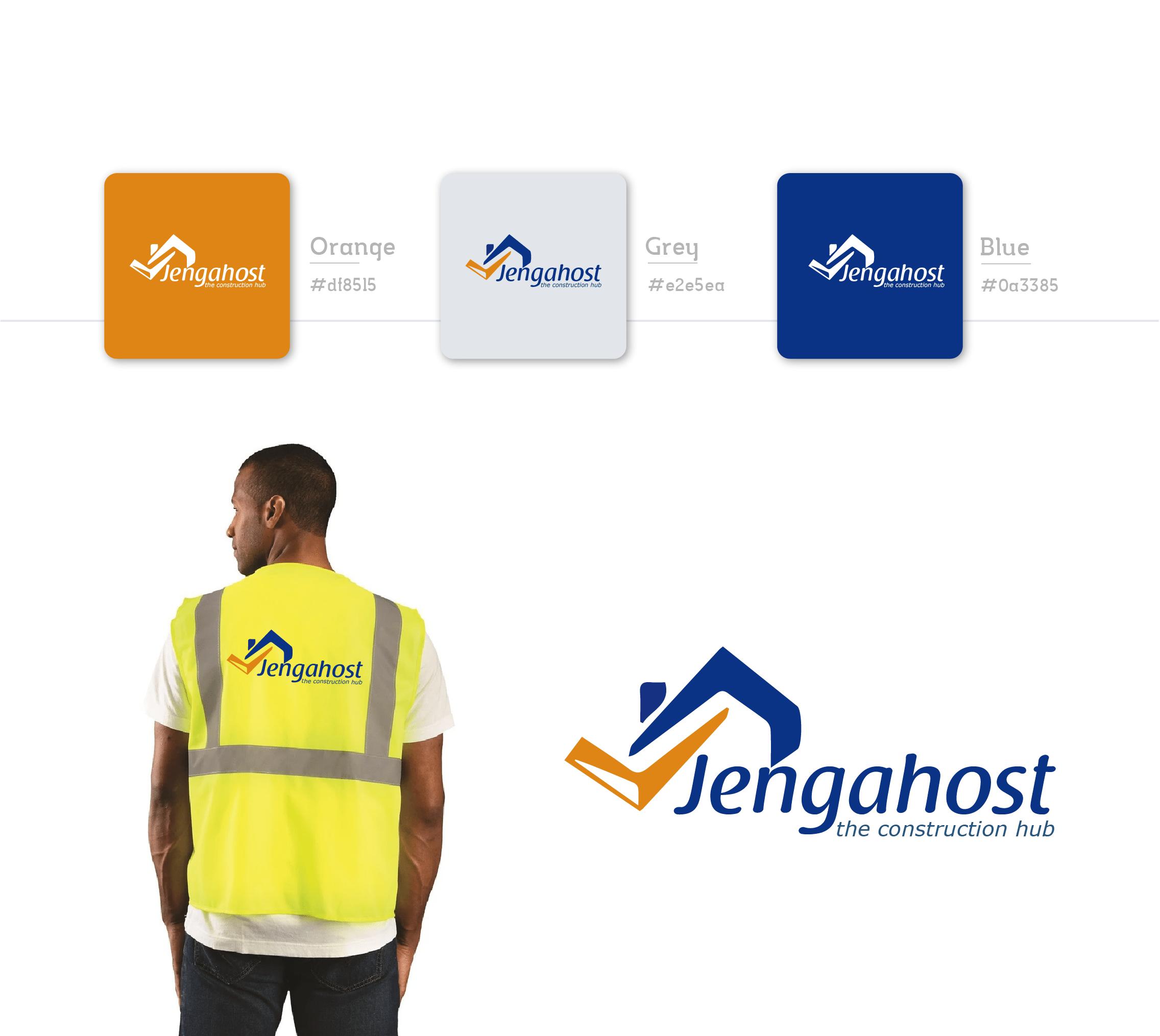 construction logo design in kenya