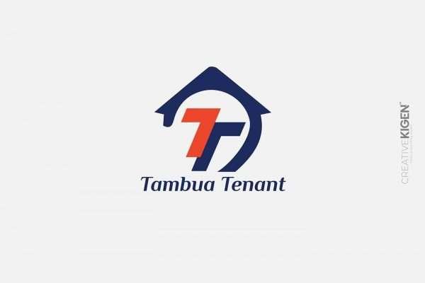 Property Management Logo Design in Kenya for Tambua Tenant
