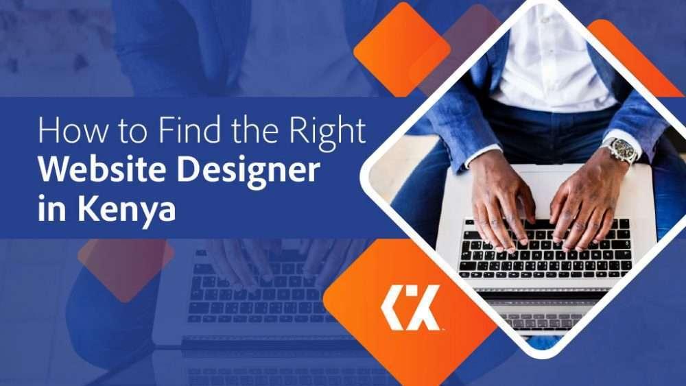Website Designer in Kenya