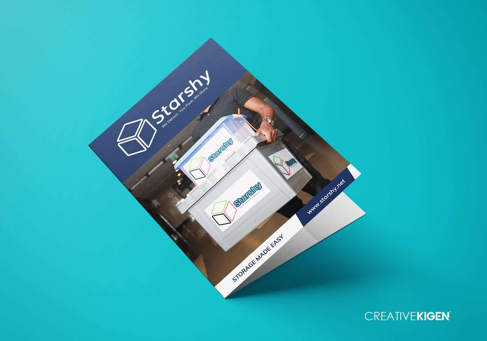 brochure design in kenya