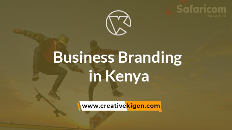 business branding in kenya